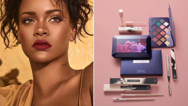 Fenty Beauty Rihanna Moroccan Spice Collection DYP