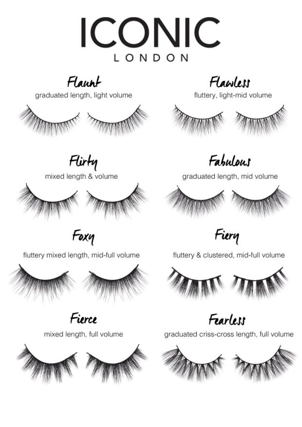 ICONIC LONDON LASHES