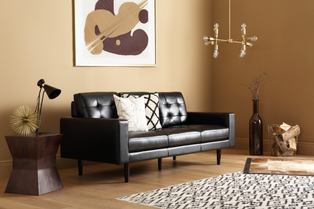 FC-Carlton-black-3-seater-sofa-£